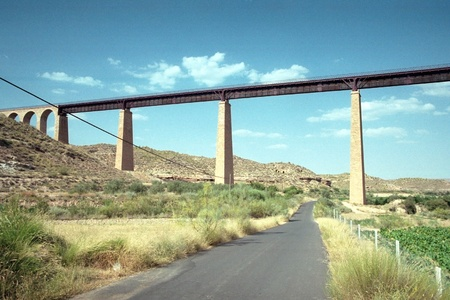 iron bridge, Belerda Stock Photo - 8852401