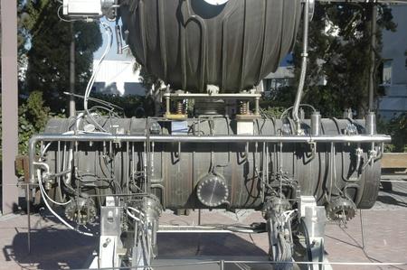 particle: 20110218 - granada - spain - particle accelerator science park of granada