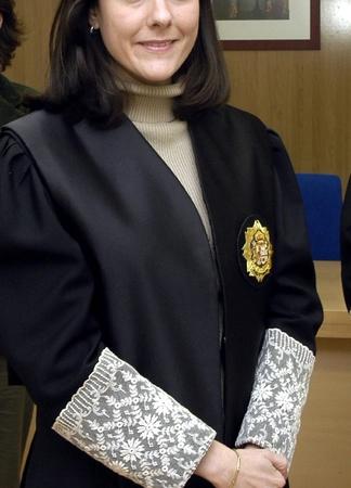 prosecutors: 20100323 - granada - spain - uniform court judges and prosecutors