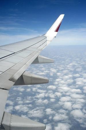 aircraft in flight photo