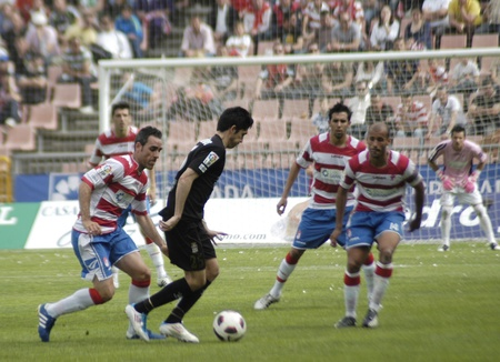 impartiality: football match between the second division granada and cartagena cf 02042011
