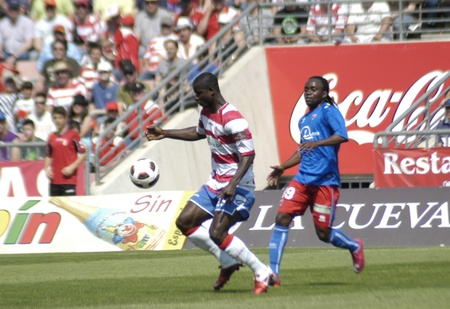 impartiality: football match between granada cf numancia 16.04.2011