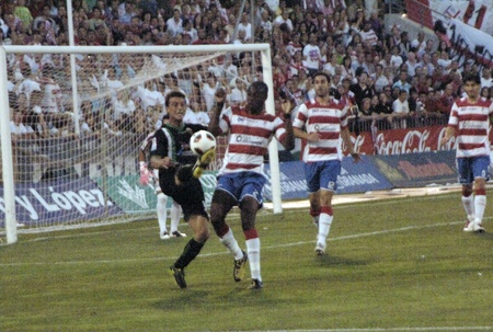 horizontal gamefans: football game between the granada and elche cf 29052011 Editorial