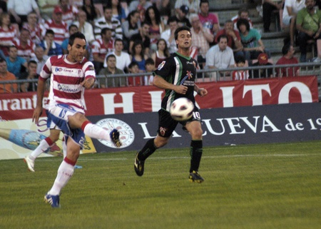 infractions: football match between granada and elche cf 29052011