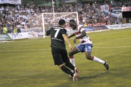 horizontal gamefans: football match between granada and elche cf 29052011