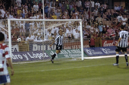 20110525 - granada - spain - football game between the granada cf and udinese calcio