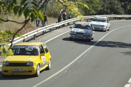 motorsport, i rise to the fargo - granada city - 19/06/2011 Stock Photo - 9880558