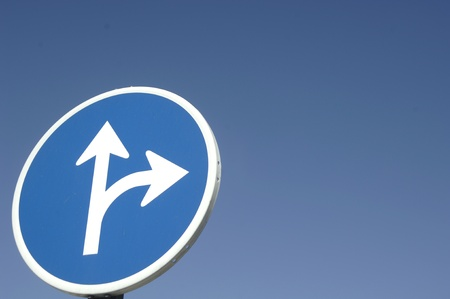 traffic signal: signalisation routi�re Banque d'images