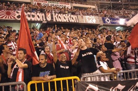 football game between the granada cf and real betis 27082011