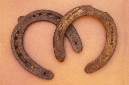 horseshoe vintage: horseshoes