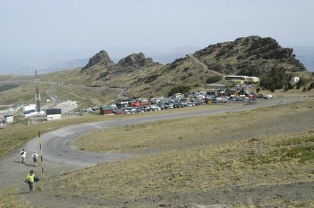 view of sierra nevada Stock Photo - 10655634