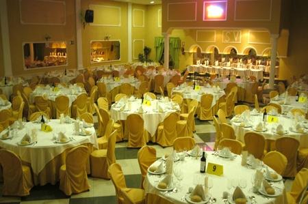 Restaurantes Foto de archivo