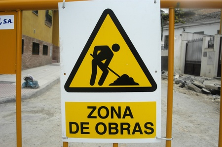 unavailable: road works cut by
