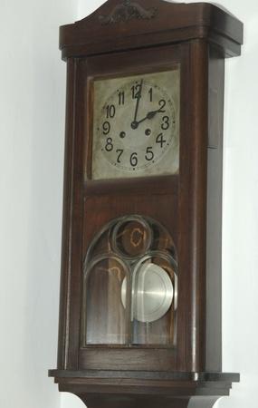 old wall clock photo