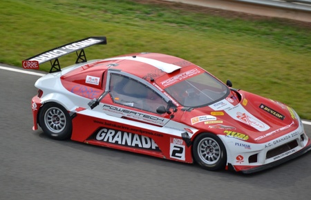 prototypes: Enrique Cirre proclaimed champion of spain at the circuit prototypes of navarra - 13112011