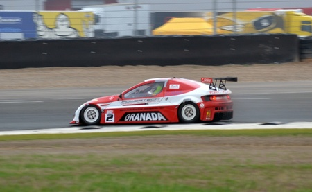 prototypes: Enrique Cirre proclaimed champion of spain in the circuit prototypes navarra -13-11-2011 Editorial