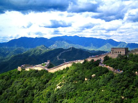 Great Wall of China Stock Photo - 4973491