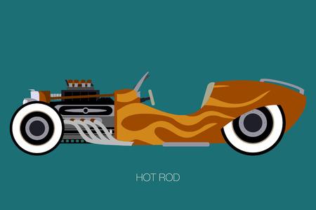 race hot rod