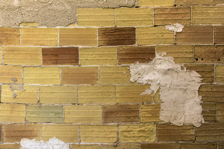 old brick wall background, old brick wall, mud brick wall, worn brick