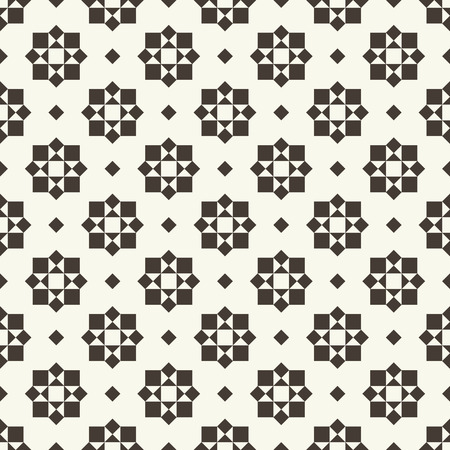 wallpaper abstract: seamless pattern,geometric background design for fabric and decor Illustration