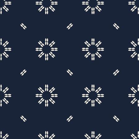 Seamless, japonais art design fond pour le tissu et la décoration Banque d'images - 44829510