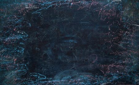 Blackboard with chalk doodle, can put more text at a later. Imagens