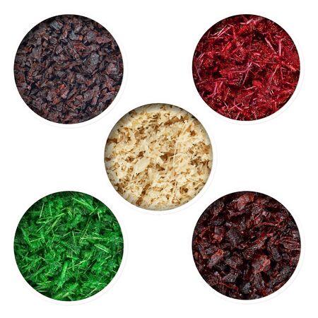 Shisha. Flavored tobacco mixtures for hookah Smoking.