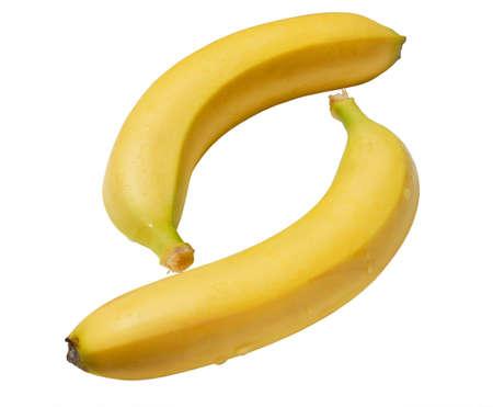 nice banana fruits