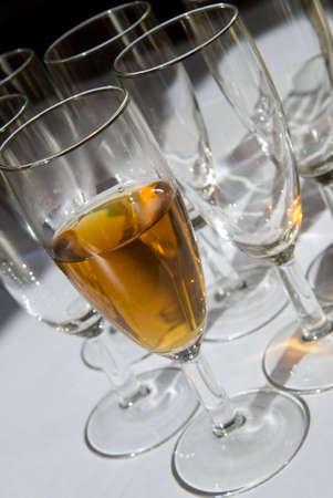 beautiful wineglasses