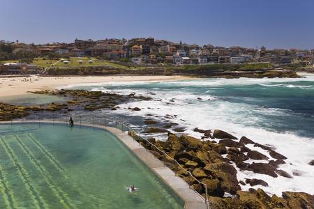 Australia, Sydney, Bronte Beach Editorial