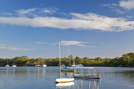 Noosa River, Noosa Heads, Queensland, Australia
