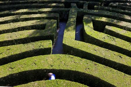 Maze, The Veneto, Italy