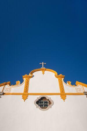 Chapel of Saint Sebastian, Tavira, Algarve, Portugal 版權商用圖片