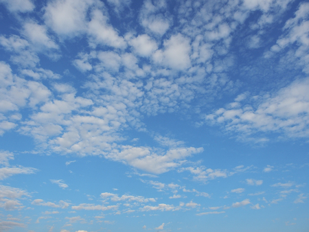 flit: blue sky and cloud for background Stock Photo