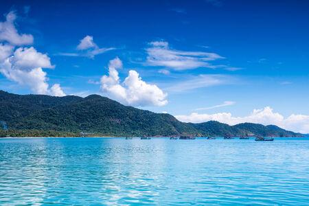 chang: Scenics view of Koh Chang, Thailand