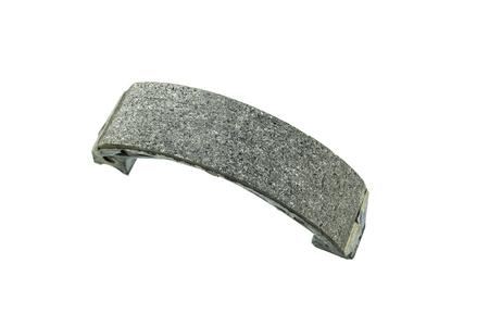 lining: brake lining on white background