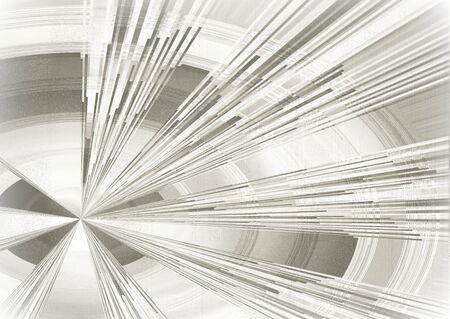 abstracte zwarte en witte achtergrond met ingang van de tunnel