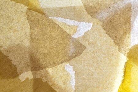 abstract patroon achtergrond van wit, oranje en beige