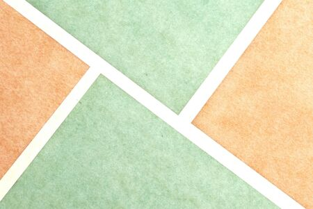 abstract pattern background of white,orange and beige photo