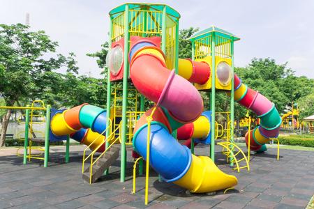 playthings: slider park