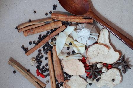 Bundle Chinese Herbs Set