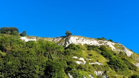dover: Fjords in Dover, England, UK Stock Photo