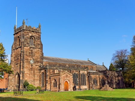 The Parish of St Luke and St Thomas Huntington in Cannock, UK