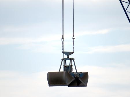 crane bucket: Bucket crane