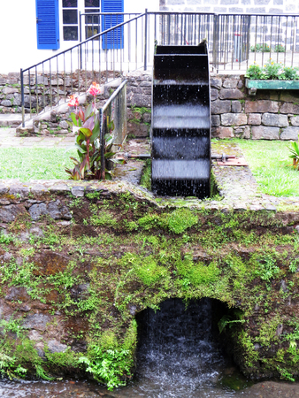 water mill: Water mill Stock Photo