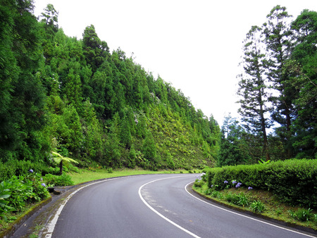 twisty: Road to seven cities, Azores