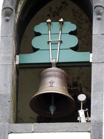 church bell: Church bell St Nicolau
