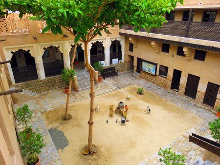 Courtyard Editorial