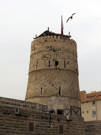 al: Al Fahidi Fort tower