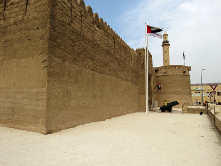 fort: Al Fahidi Fort side Editorial